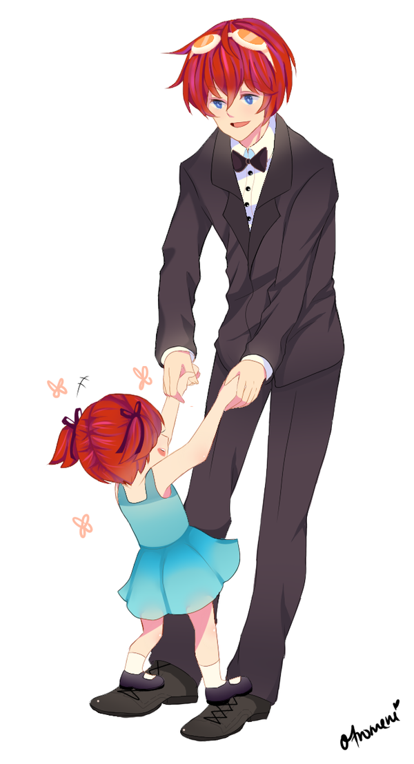 Dance off by Otromeru