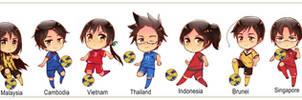 AFF Suzuki Cup 2014! by Otromeru