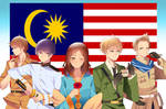 Happy Independence day, Malaysia!