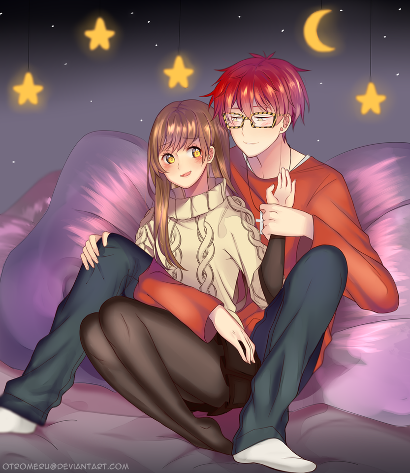 Under the stars with you by Otromeru