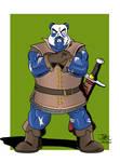 Eye of Valor: Character #1 Xian Hanomi by JJMCC-Studios