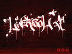 Graffiti - Liverpool Tag by kitster29