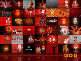 Kitsters LIVERPOOL FC Desktop by kitster29