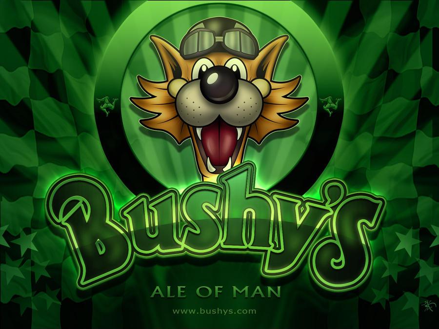 Bushy's Ale of Man by kitster29
