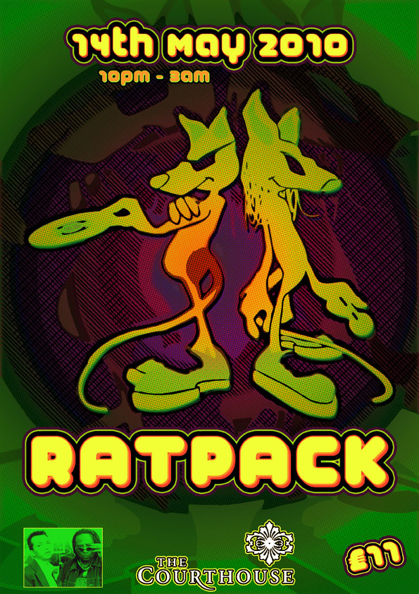 Ratpack Poster by kitster29