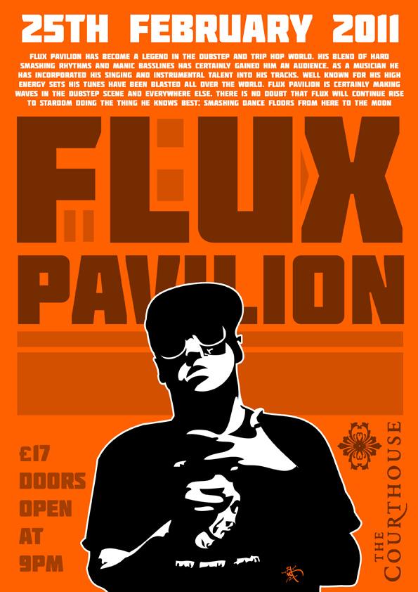 Flux Pavilion poster by kitster29