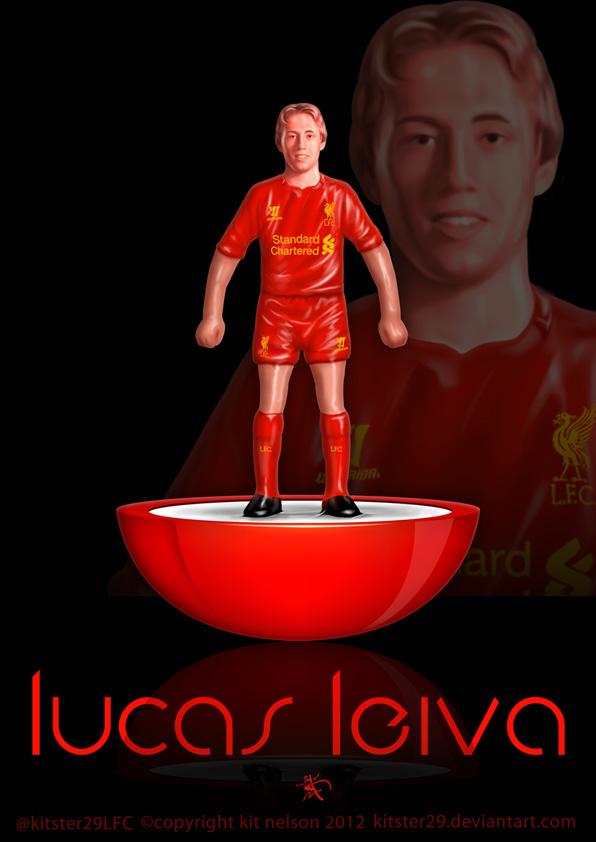 Lucas Leiva Subbuteo figure by kitster29