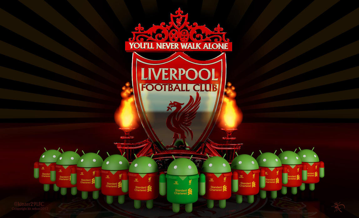 LFC ANDROID Warrior team by kitster29
