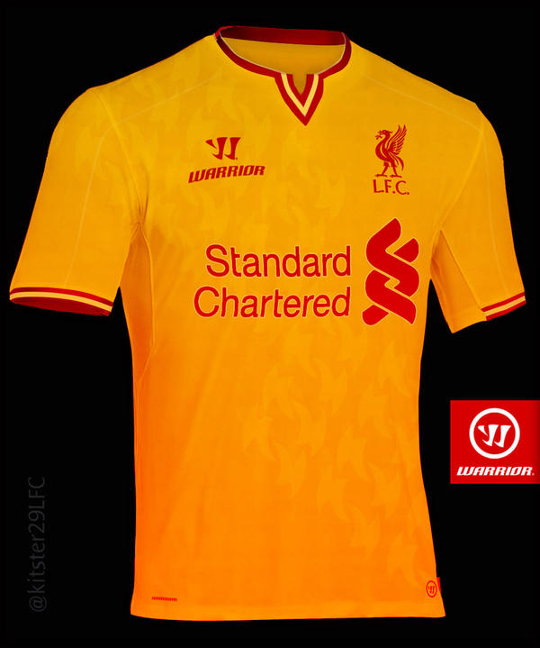 LFC 3rd away 2014/15 shirt alt.Concept by kitster29