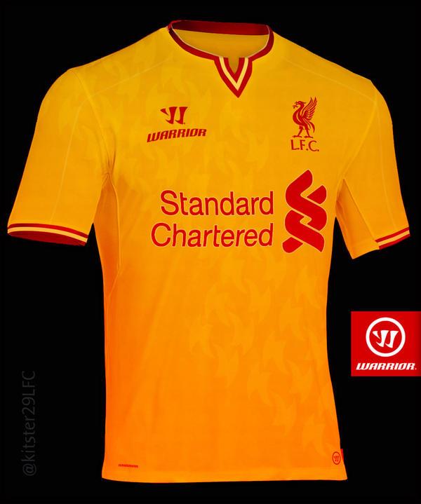 LFC 3rd away 2014/15 shirt alt.Concept by kitster29