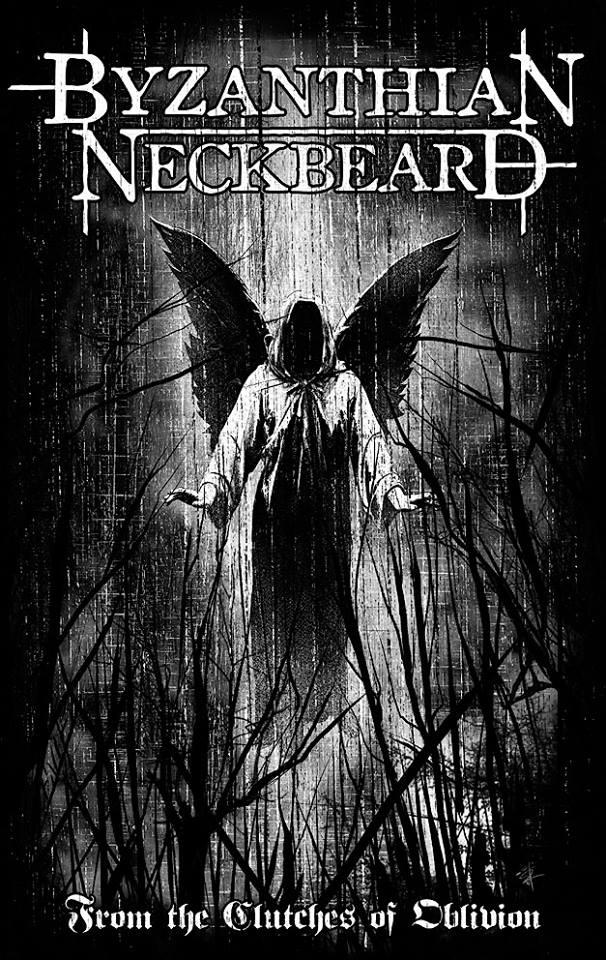 Byzanthian Neckbeard Shirt. by kitster29