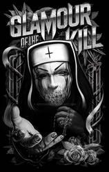 Glamour of the Kill  Evil Nun Shirt