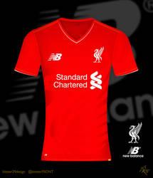 LFC New Kit Concept 2016/17