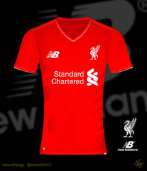 LFC New Kit Concept 2016/17 by kitster29
