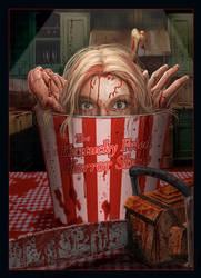 The Kentucky Fried Horror new by kitster29