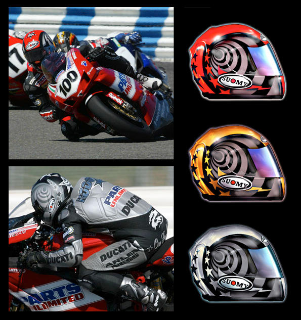 Hodgson Helmet Designs by kitster29