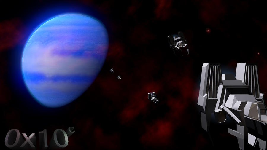 Exodus - 0x10c Fanart by SJAuthor