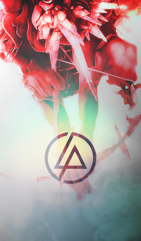 Linkin Park Wallpaper Phone By Dirtyblup On Deviantart