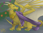Daily Dragon Request: Gyzel: day 345