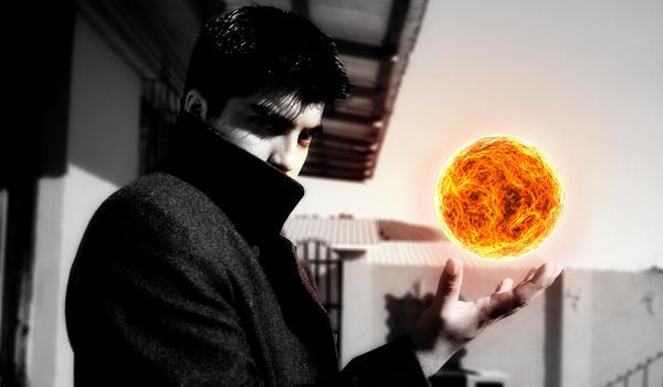 Master of Fire by CyberianSoul