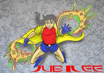 X-Men Jubilee Commission by Aeoline