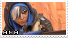 Overwatch: Ana by Ahoy-Des