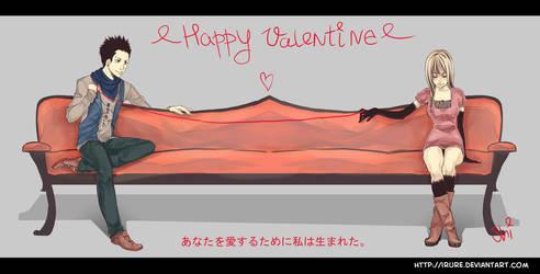 Valentine. by irure