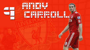 Andy Carroll 'Liverpool' by cozzie333