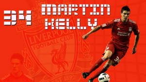 Martin Kelly 'Liverpool' by cozzie333
