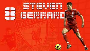 Steven Gerrard 'Liverpool' by cozzie333
