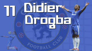 Didier Drogba 'Chelsea' by cozzie333