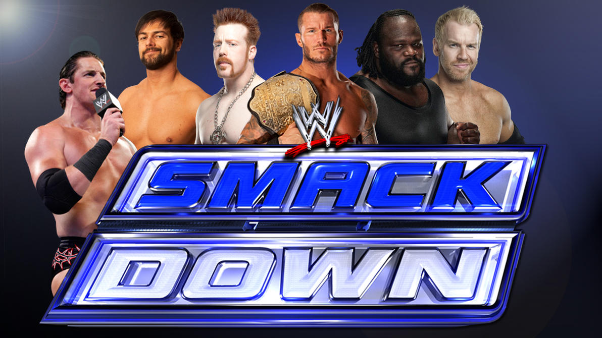 Smackdown Wallpaper By Cozzie333
