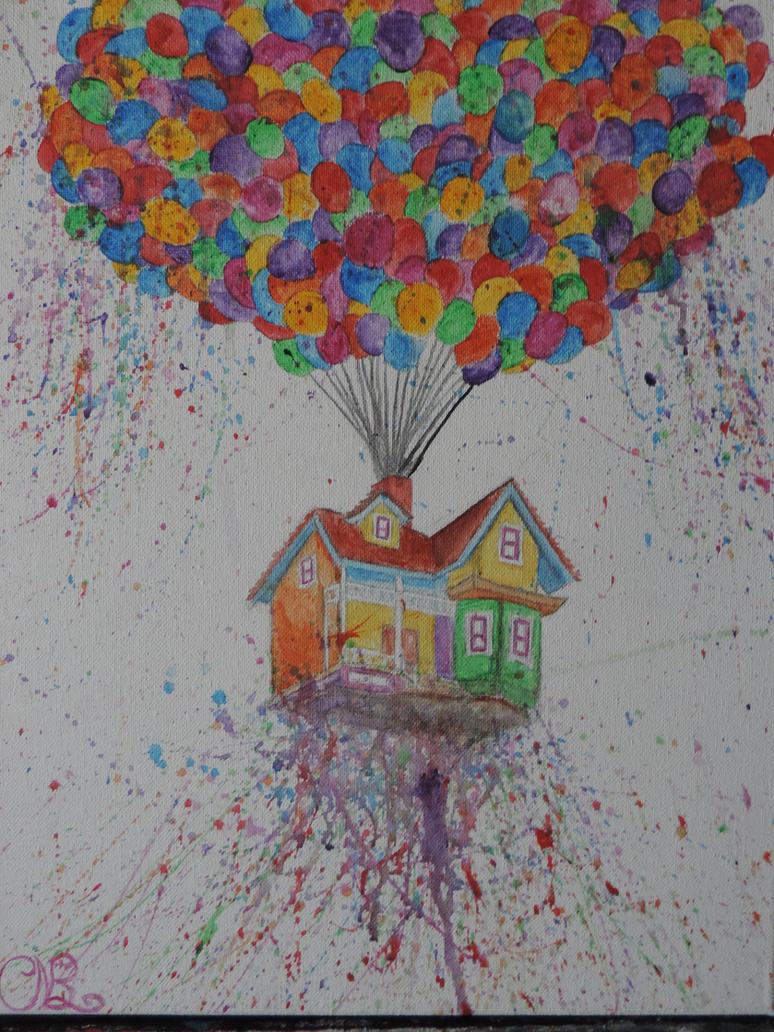 UP House by Dozeraia