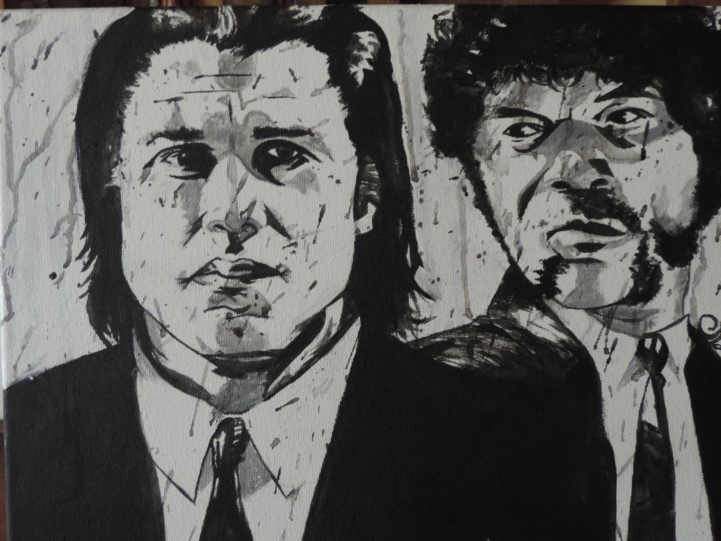 Pulp Fiction by Dozeraia