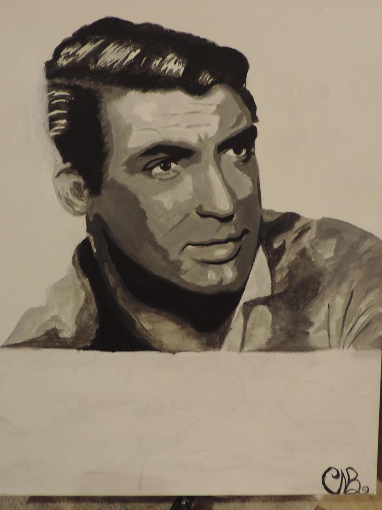 Cary Grant by Dozeraia