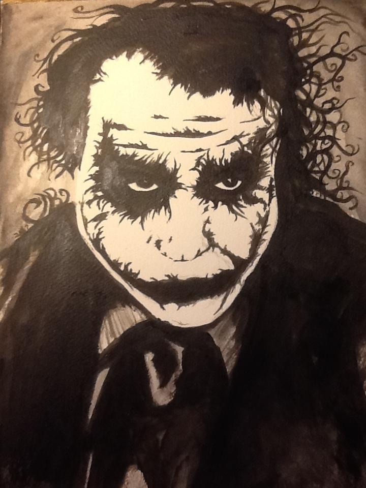 Joker by Dozeraia