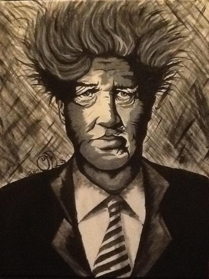 David Lynch by Dozeraia