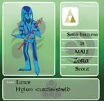 Sora Inazuma App - Fall of Hyrule -