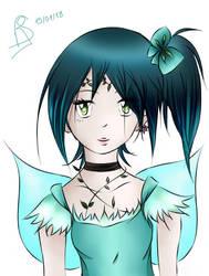 Earth+Water Fairy OC