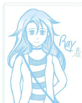 Ray (Rachel Gardner) / Angels of Death