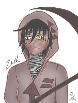 Zack (Isaac Foster) / Angels of Death