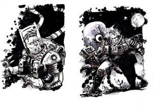 Space Pirates 1