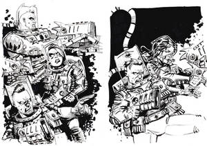 Space Pirates 4