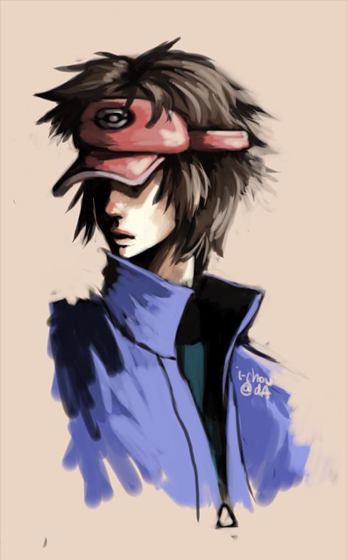 Pokemon Trainer by i-chou