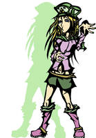Zelda: The World Ends with You by Prince-Stephen