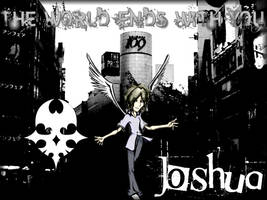 Joshua The world ends with you by Prince-Stephen