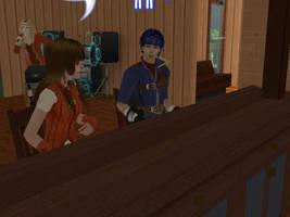 Fire Emblem Ike Mist Sims 2 by Prince-Stephen