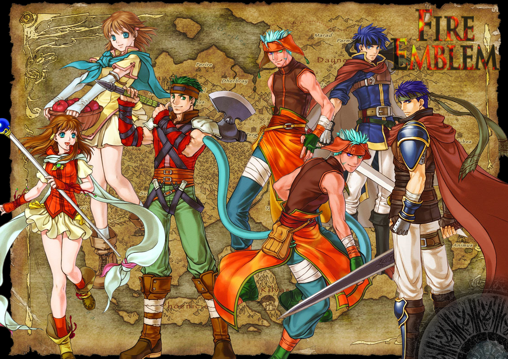 Fire Emblem Radiant Dawn Wallpaper Wallpaper Fire Emblem by