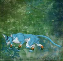 Cat Ranulf by Prince-Stephen