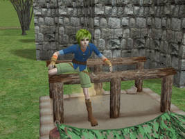 Rolf Fire Emblem Sims by Prince-Stephen